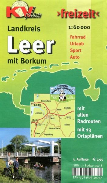 """KV-Plan """"Landkreis Leer mit Borkum"""""""