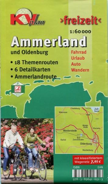 """KV-Plan """"Ammerland und Oldenburg"""""""